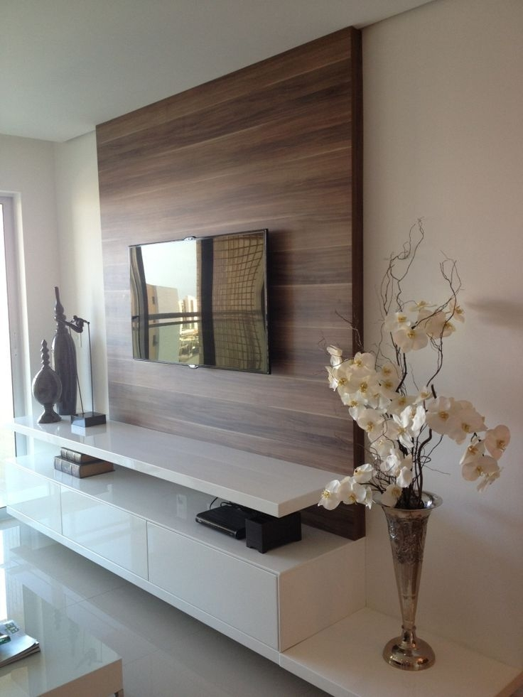 Impressive Famous Modern TV Cabinets Inside Best 25 Modern Tv Units Ideas On Pinterest Tv On Wall Ideas (Image 25 of 50)