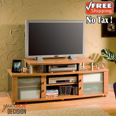Impressive Famous Modern Wood TV Stands With Regard To Tv Stand Modern Living Room Decor Wood Tv Table Television Media (View 46 of 50)