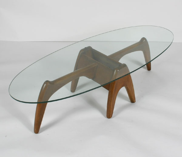 Impressive Famous Retro Glass Top Coffee Tables Regarding Coffee Table Best Vintage Mid Century Modern Vintage Trunk Coffee (Image 21 of 40)