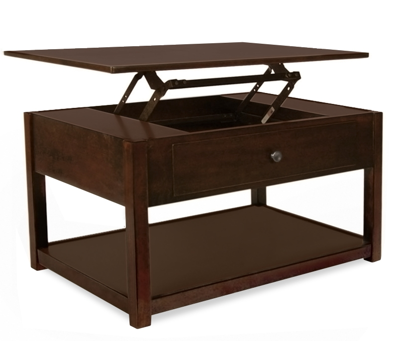 Impressive Famous Rising Coffee Tables In Rising Coffee Table Medium Size Of Daytona Coffee Table With (Image 29 of 50)