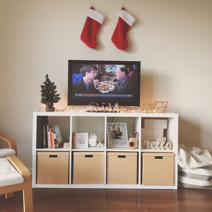 Impressive Famous TV Stands With Storage Baskets Regarding Best 10 Tv Stand Corner Ideas On Pinterest Corner Tv Corner Tv (View 20 of 50)