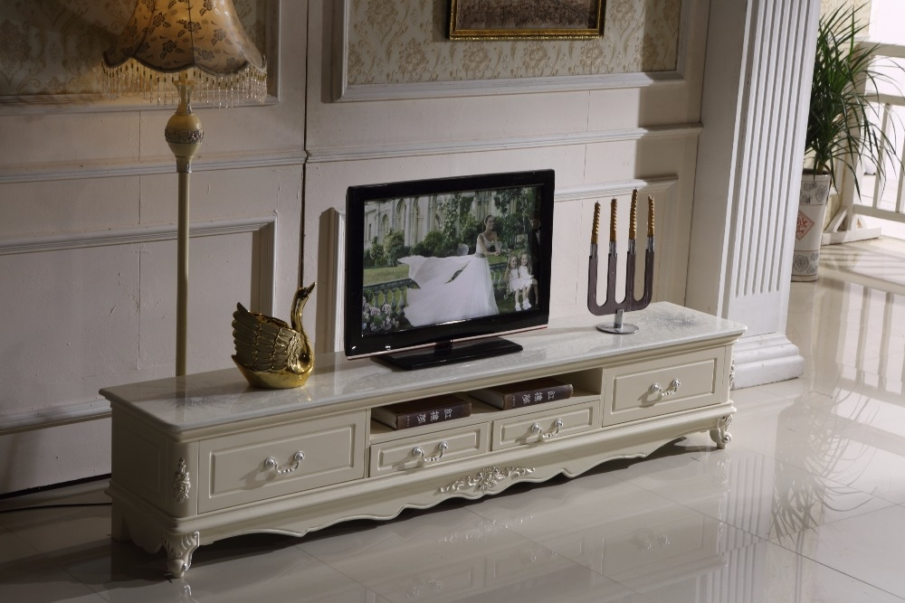 Impressive Famous White Modern TV Stands In White Modern Tv Stands Promotion Shop For Promotional White Modern (Image 24 of 50)