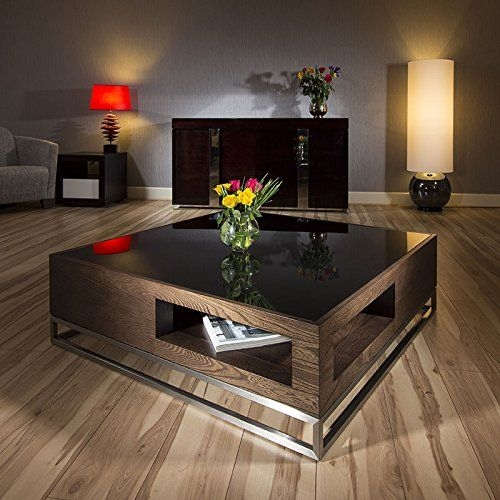 Impressive Fashionable Big Square Coffee Tables In 10 Best Our Tables Wood Glass Images On Pinterest Wood Glass (Image 19 of 50)