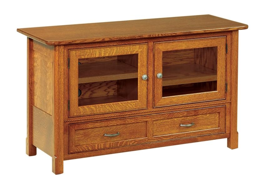 Impressive Fashionable Classic TV Stands Pertaining To Salzburg Shaker Classic Tv Stand  (Image 25 of 50)