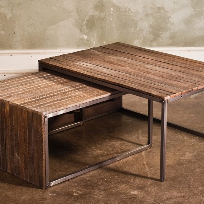 Impressive Fashionable Coffee Tables With Nesting Stools Intended For Furniture Nesting Coffee Table With A Stylish Unique Contemporary (Image 28 of 50)