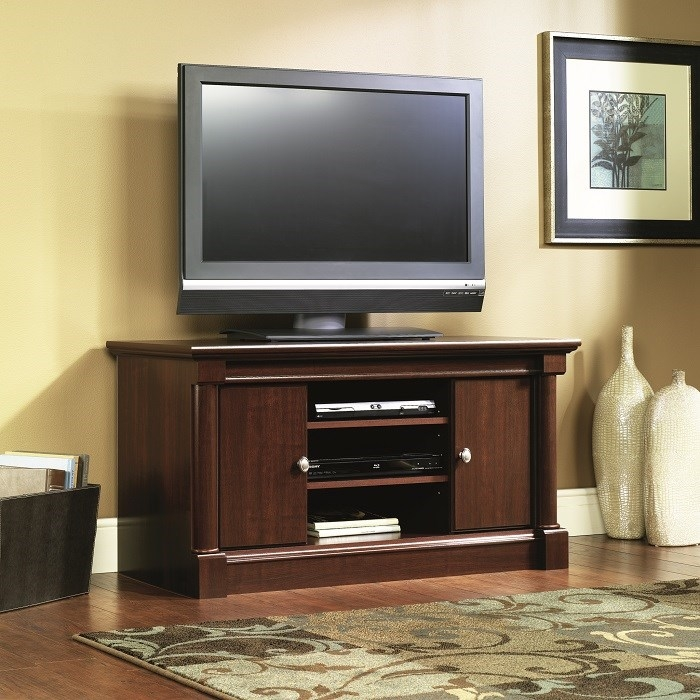 Impressive Fashionable Double TV Stands In Tv Stands Amusing Sauder Tv Stand Canada 2017 Design Tv Stands (Image 25 of 50)