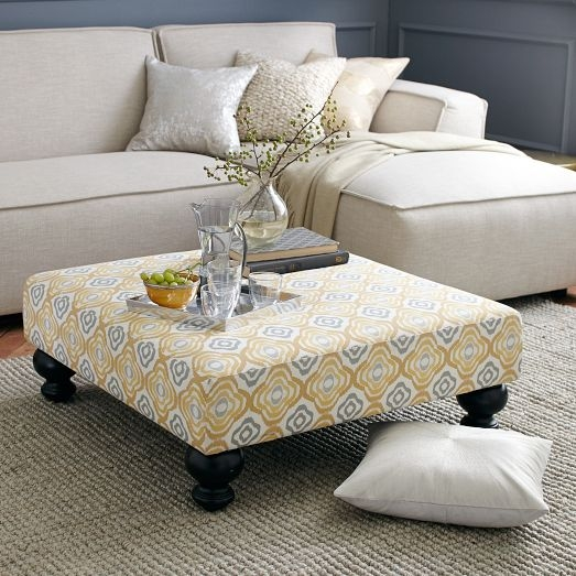 Impressive Fashionable Fabric Coffee Tables With Regard To Fabric Coffee Table (View 12 of 50)