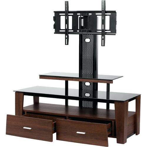 Impressive Fashionable Long Oak TV Stands Inside Wood Tv Stand With Mount Effluvium (Image 25 of 50)
