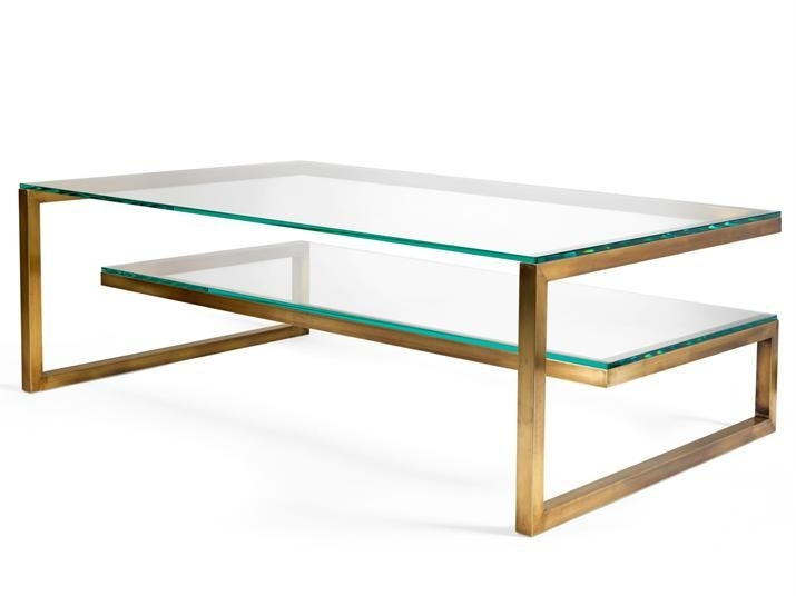 Impressive Fashionable Low Glass Coffee Tables Intended For Best 10 Low Coffee Table Ideas On Pinterest Glass Coffee Tables (Image 29 of 50)