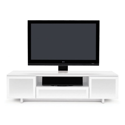 Impressive Fashionable Slim TV Stands For Nora Slim 77 Tv Stand Reviews Allmodern (Image 30 of 50)