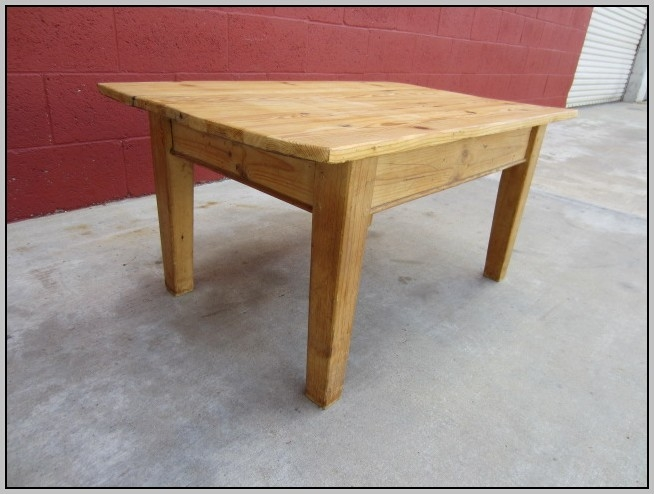 Impressive Fashionable Square Pine Coffee Tables Inside Antique Square Pine Coffee Table Coffee Table Home Decorating (Image 34 of 50)