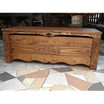 Impressive Favorite Blanket Box Coffee Tables Throughout Uncle Joes Vintage Style Shab Chic Champagne Chest Wood Light (Image 28 of 50)