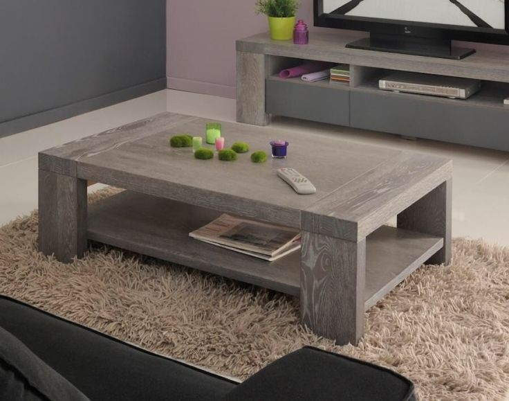 Featured Image of Gray Wood Coffee Tables