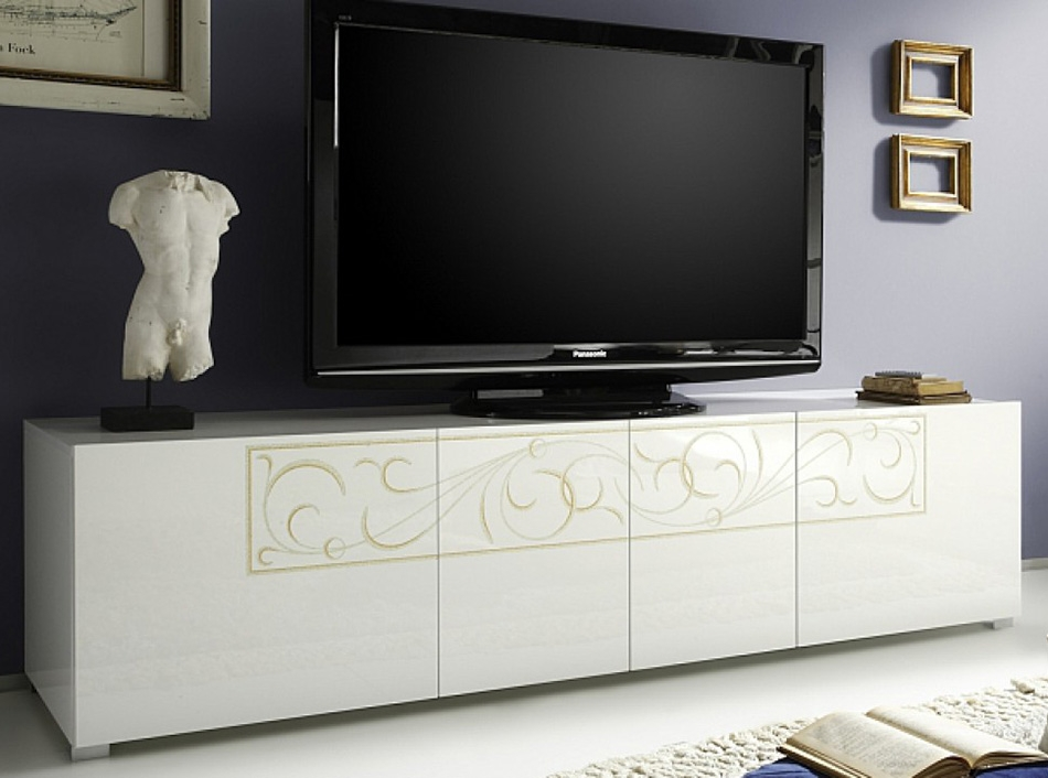 Impressive Favorite Modern TV Stands In Modern Tv Stands And Media Storage Cabinets Mig Furniture Page  (Image 28 of 50)