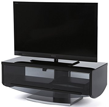 Impressive Favorite Off The Wall TV Stands Within Off The Wall Eclipse Tv Stand Black Amazoncouk Tv (View 28 of 50)