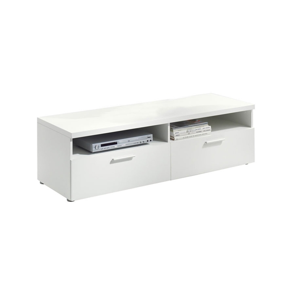 Impressive Favorite TV Stands White With Tvilum Hayward 55 Tv Stand Tv Stands White Wayfair Contemporary (View 50 of 50)