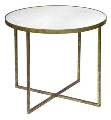 Impressive High Quality Antique Mirrored Coffee Tables For Round Gold Mirrored Side Table Vanities Decoration (View 26 of 40)