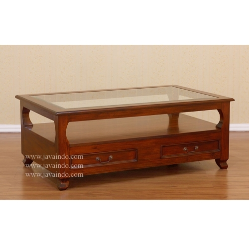 Impressive High Quality Bombay Coffee Tables Regarding Bombay Glass Coffee Table Wooden Coffe Table Mahogany Coffe Table (Image 23 of 50)