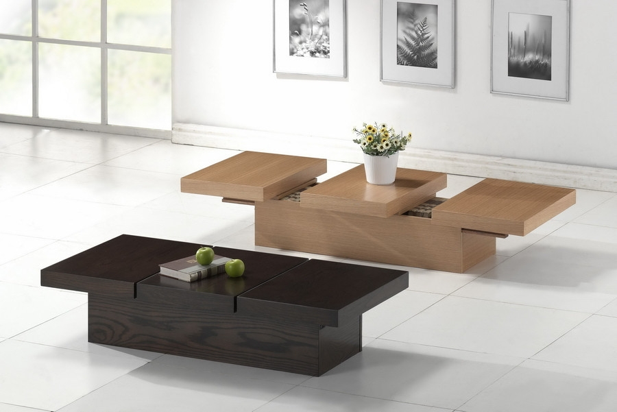 Impressive High Quality Cheap Oak Coffee Tables Regarding Designer Modern Coffee Table Set Images Cheap Modern Coffee (View 21 of 50)