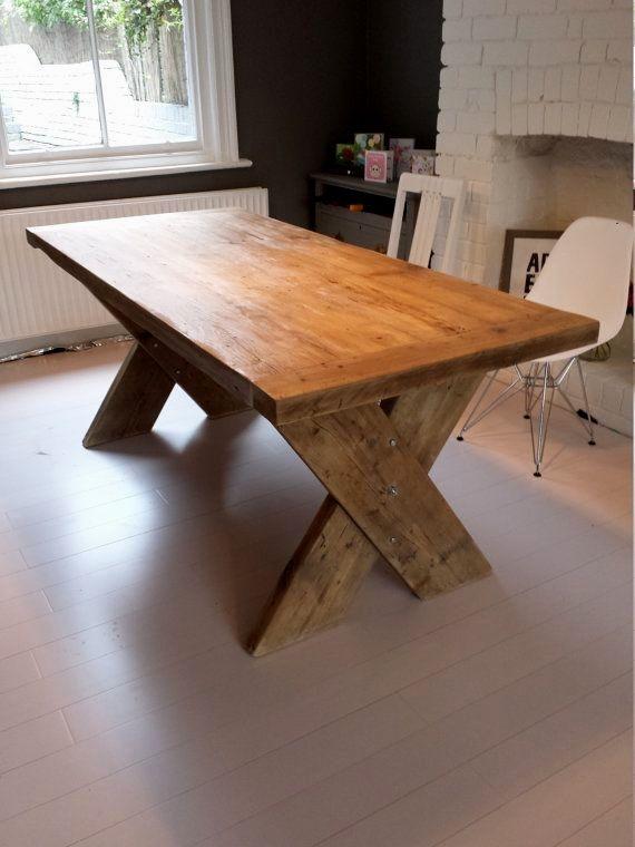 Impressive High Quality Chunky Wood Coffee Tables Regarding Chunky Wooden Table Legs Wooden Table Ideas (Image 25 of 50)