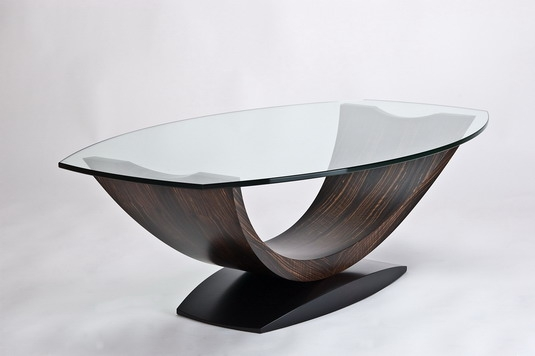 Impressive High Quality Contemporary Glass Coffee Tables  Regarding Unique Modern Glass Coffee Tables Table On Metal Base R Intended (Image 32 of 50)