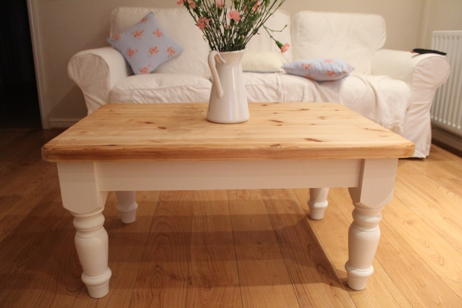 Impressive High Quality Curve Coffee Tables Within Simple Rectangle White Wood Table Ornate Curve Legs Wooden Top (Image 24 of 50)