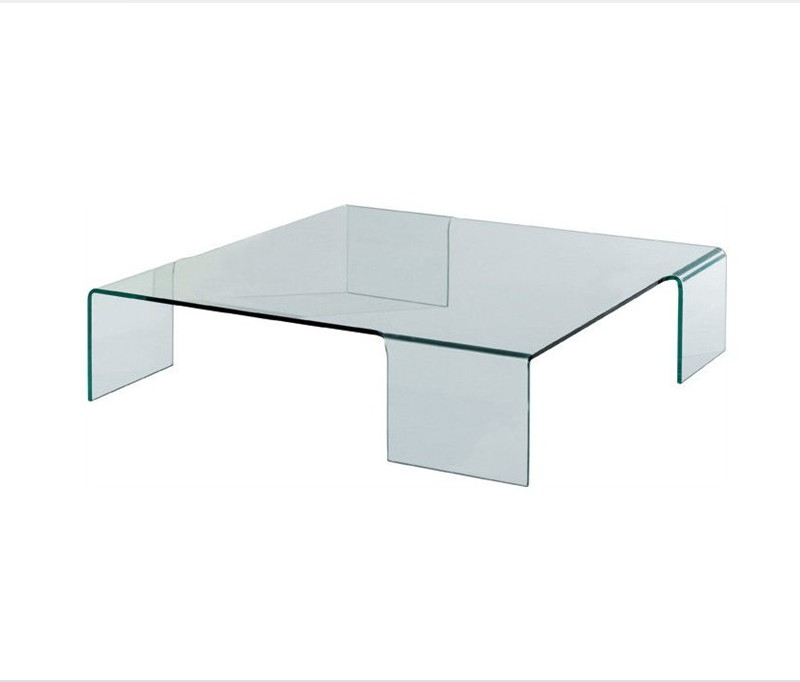 Impressive High Quality Glass Square Coffee Tables With Regard To Living Room The Garcon Glass Coffee Tables Om Decor Intended For (View 17 of 50)