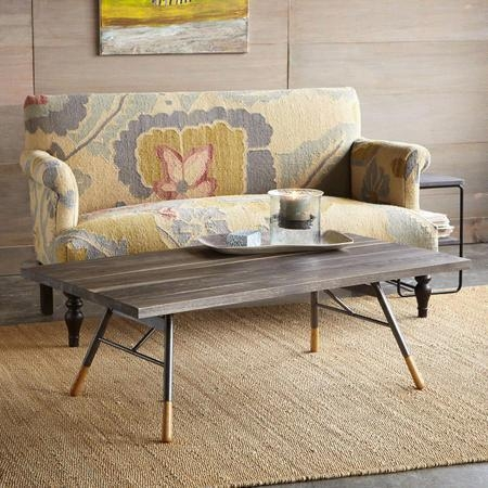 Impressive High Quality Grey Wash Coffee Tables Pertaining To Dutch Rectangle Gray Wash Coffee Table (View 29 of 50)