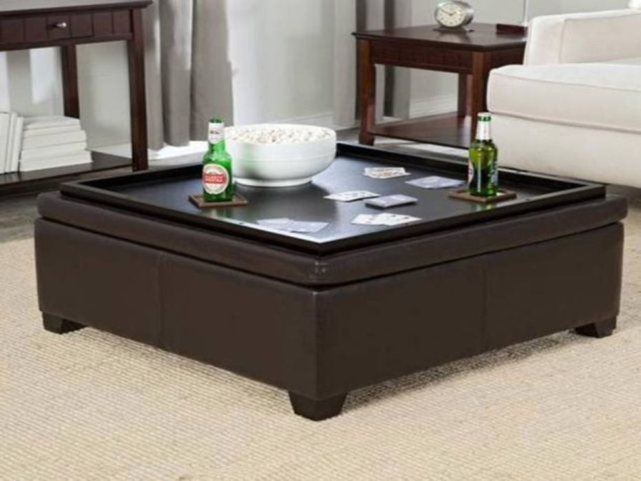 Impressive High Quality Large Coffee Tables With Storage For Ottoman Coffee Table With Storage Idi Design (Image 29 of 50)