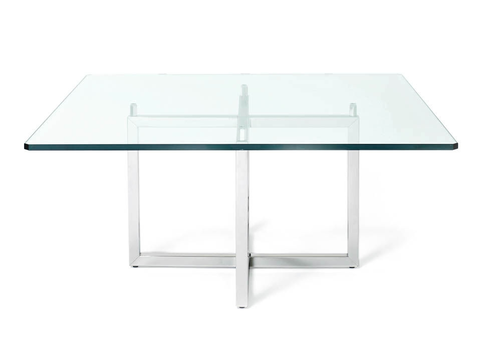 Impressive High Quality Large Square Glass Coffee Tables With Regard To Popular Of Glass Square Coffee Table Coffee Table Square Glass (Image 28 of 50)