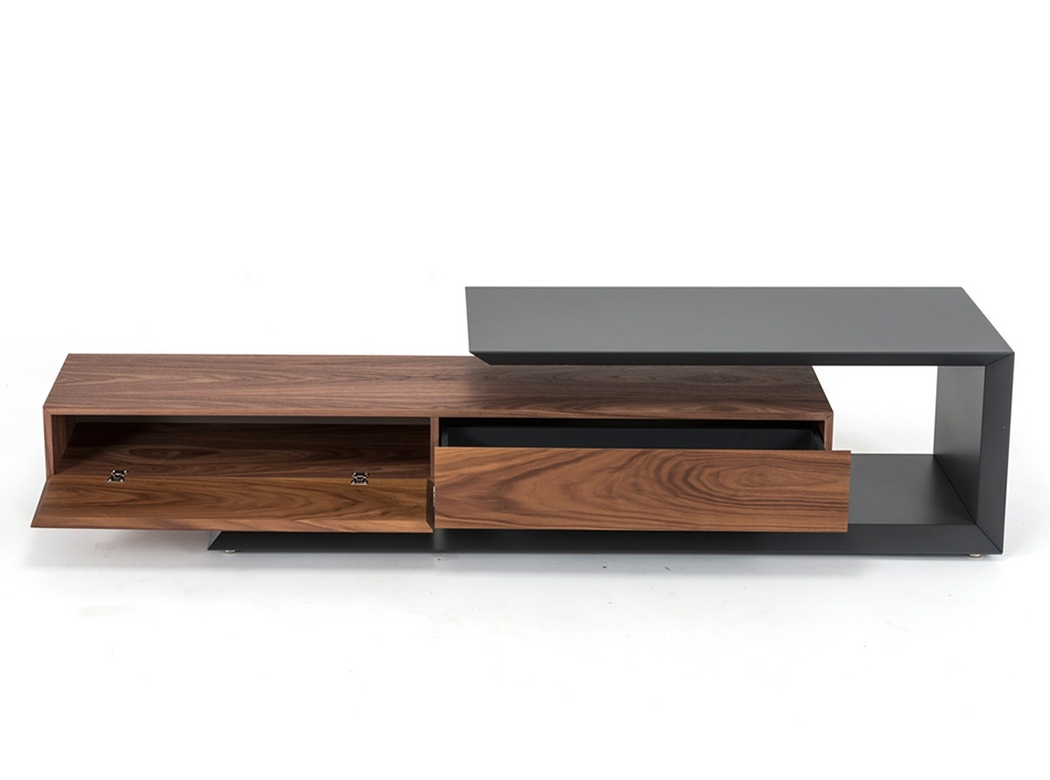 Impressive High Quality Modern TV Stands Throughout Link Modern Tv Stand Cattelan Italia (View 35 of 50)