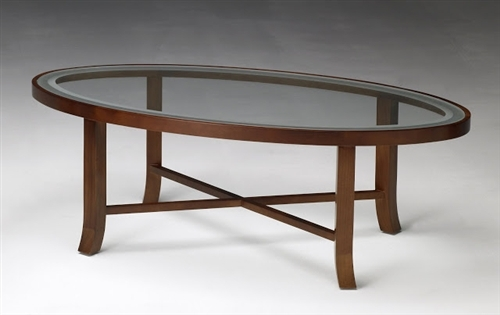 Impressive High Quality Oval Glass Coffee Tables Inside Coffee Table Oval Coffee Table Glass Top If You Desire More Of A (Image 32 of 50)
