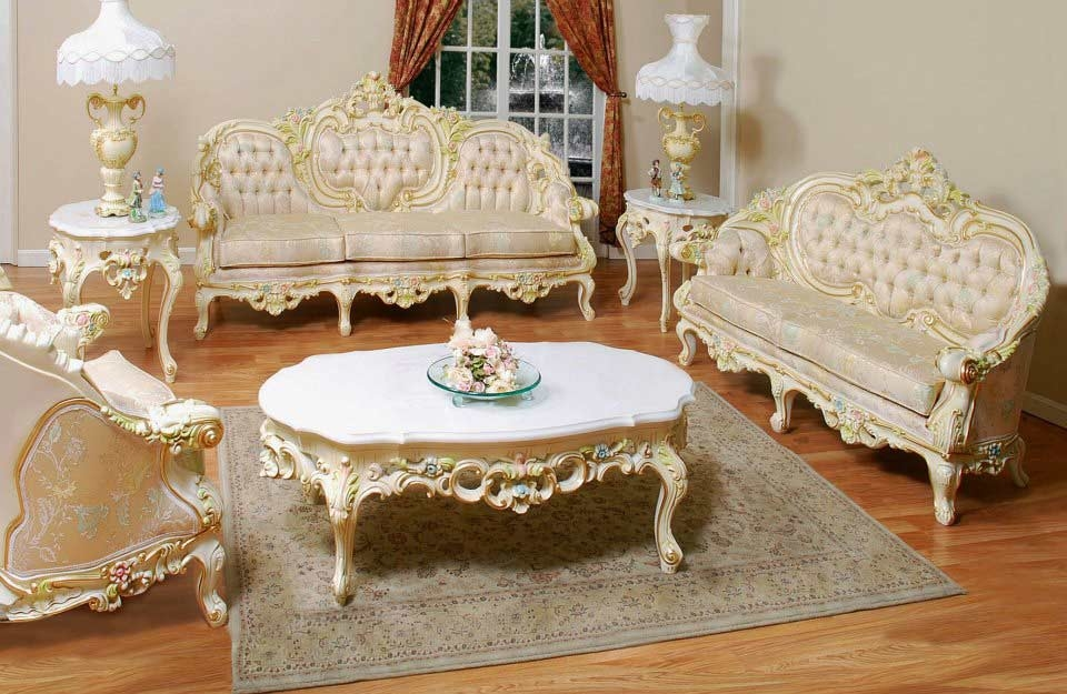 Impressive Latest Baroque Coffee Tables For Baroque Coffee Table 04 Baroque Coffee Tables (Image 26 of 50)