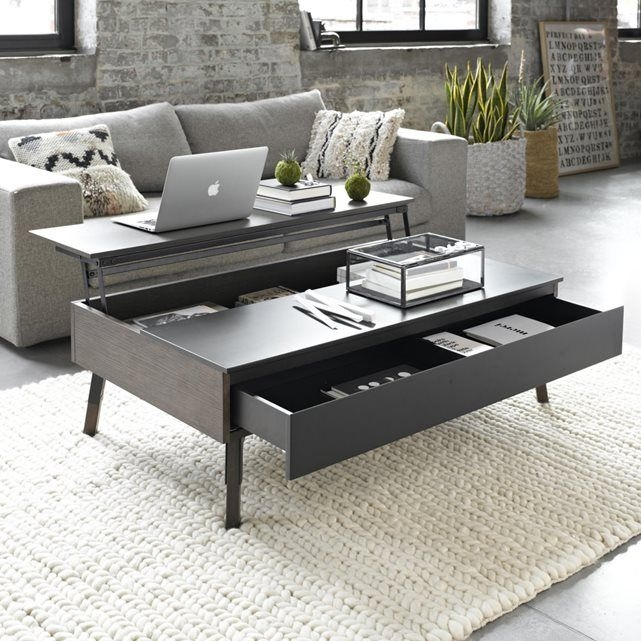 Impressive Latest Coffee Table With Raised Top With Best 25 Coffee Table With Storage Ideas Only On Pinterest (Image 29 of 50)