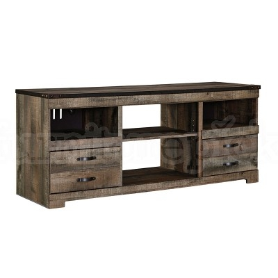 Impressive Latest Emerson TV Stands With Trinell Large Tv Stand Tv Stands And Tv Consoles Tv Stands And (View 27 of 50)