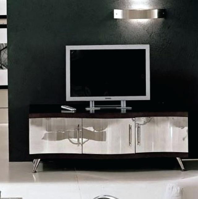Impressive Latest Mirrored TV Stands Pertaining To Armoire Desks Home Office Tv Stands Captivating Mirror Stand (View 42 of 50)