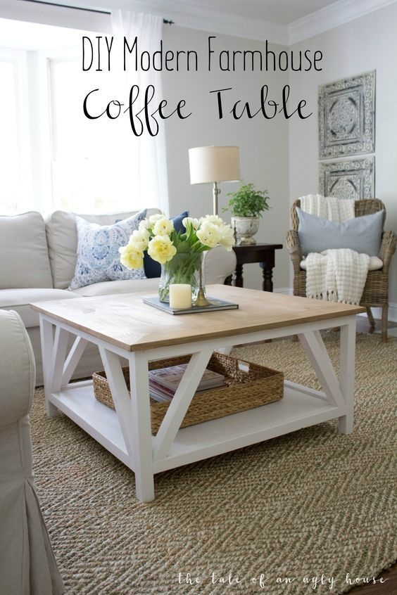 Impressive Latest Square Wood Coffee Tables With Storage Pertaining To Best 20 Square Coffee Tables Ideas On Pinterest Build A Coffee (Image 31 of 50)