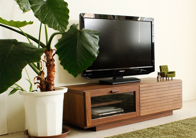 Impressive Latest TV Stands 100cm With Regard To Best99 Rakuten Global Market Tv Stand Wood Elfino Width 100 Cm (Image 28 of 50)