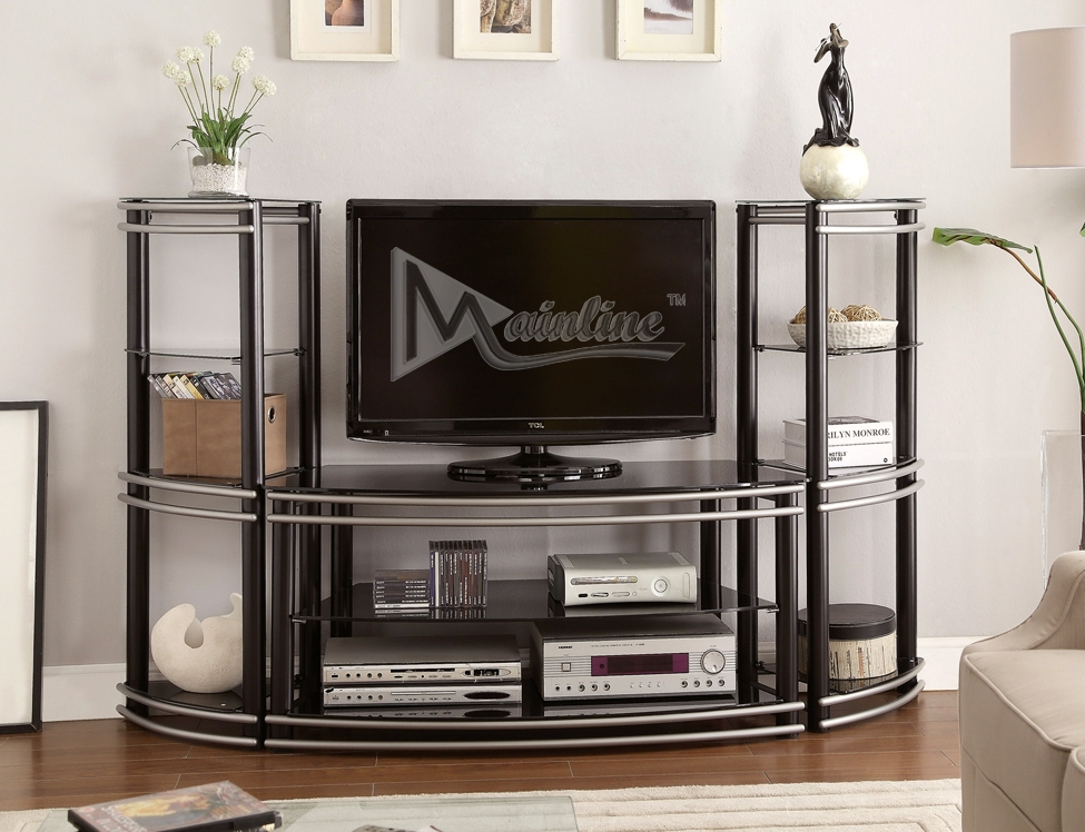 Impressive Latest TV Stands Rounded Corners With Regard To Tv Stands Family Discount Furniture (Image 27 of 50)