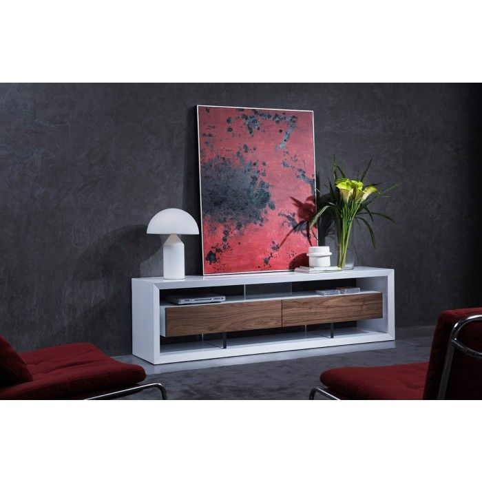 Impressive New Clear Acrylic TV Stands In Best 20 Walnut Tv Stand Ideas On Pinterest Simple Tv Stand Tv (Image 32 of 50)