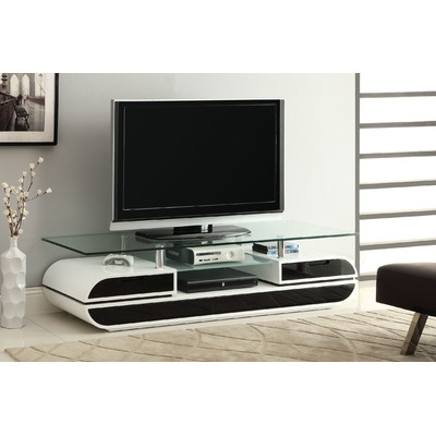 Impressive New Hokku TV Stands With Hokku Designs Ethan 63 Tv Stand Reviews Wayfair (Image 28 of 50)