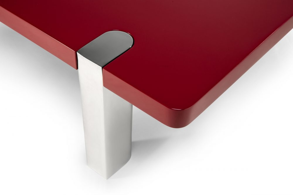 Impressive New Red Gloss Coffee Tables Inside Bordeaux Coffee Table (Image 22 of 40)