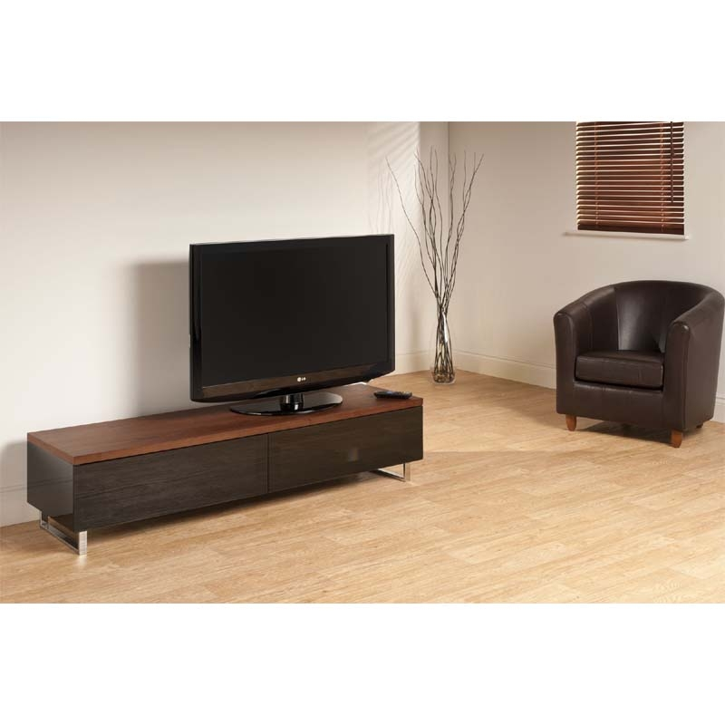 Impressive New Techlink Bench Corner TV Stands For Techlink Panorama Series Low 65 Tv Stand With Drop Down Door And (Image 21 of 50)