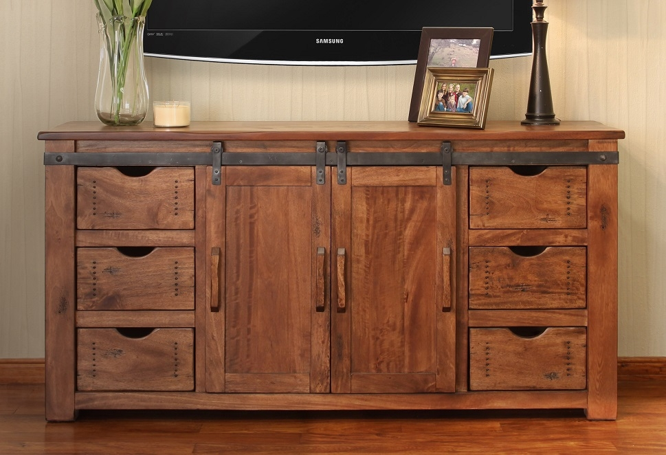 Impressive New TV Stands For 70 Flat Screen With Parota 70 Inch Tv Stand (Image 22 of 50)
