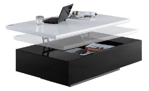 Impressive Popular Desk Coffee Tables Within Desk Top Coffee Tables Ideas Contemporary Table Computer (Image 25 of 50)