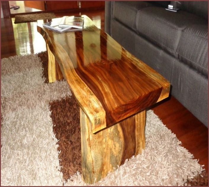 Impressive Popular Large Rustic Coffee Tables Inside Large Rustic Coffee Tables Home Design Ideas (View 44 of 50)