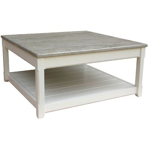Impressive Popular Large Square Wood Coffee Tables Throughout Living Room The Diy Square Coffee Table Shanty 2 Chic With Regard (View 47 of 50)