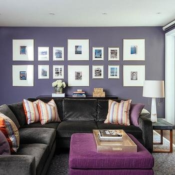 Impressive Popular Purple Ottoman Coffee Tables With Purple Ottoman As Coffee Table Design Ideas (Image 17 of 40)