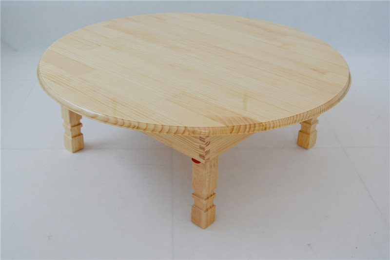 Impressive Popular Round Pine Coffee Tables Pertaining To Popular Round Pine Tables Buy Cheap Round Pine Tables Lots From (View 5 of 50)