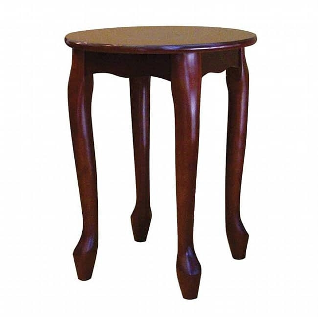 Impressive Popular Small Wood Coffee Tables With Small Wood Cherry Coffee Table Free Shipping Today Overstock (Image 28 of 50)